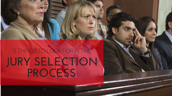 Jury Selection Process