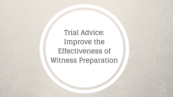 improve witness protection