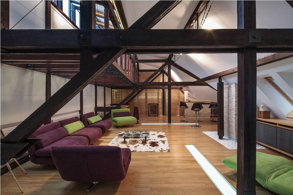 Bucharest-Loft-Apartment