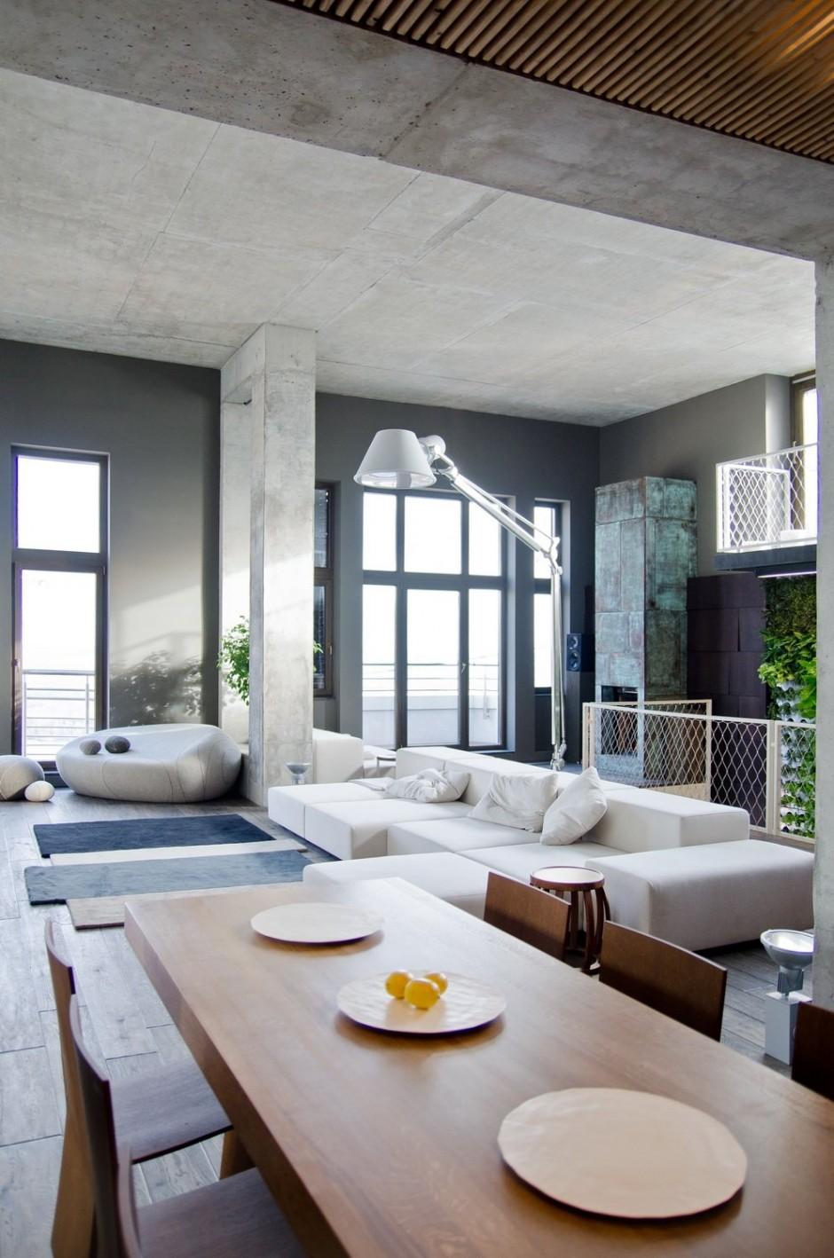Luxury-Loft-Apartment-Design
