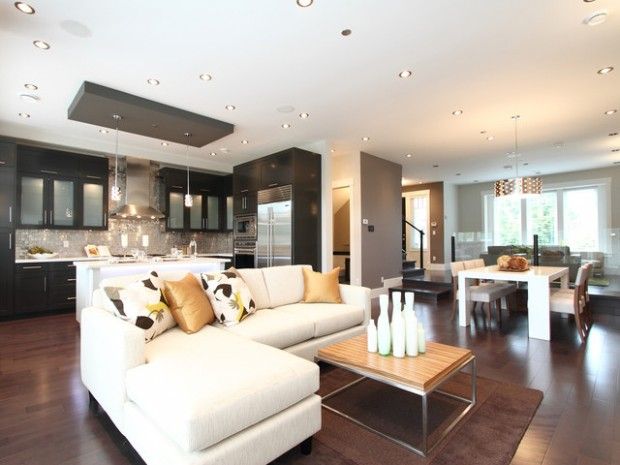 Open-Concept-Kitchen-Living-Room-Design-Ideas
