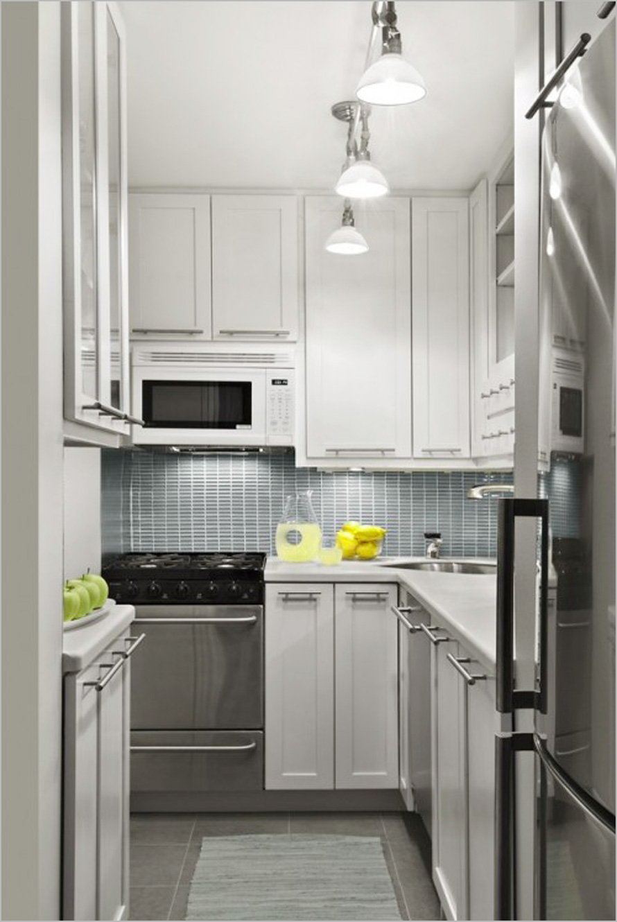 The Modern Kitchen Design Ideas for Small Kitchens