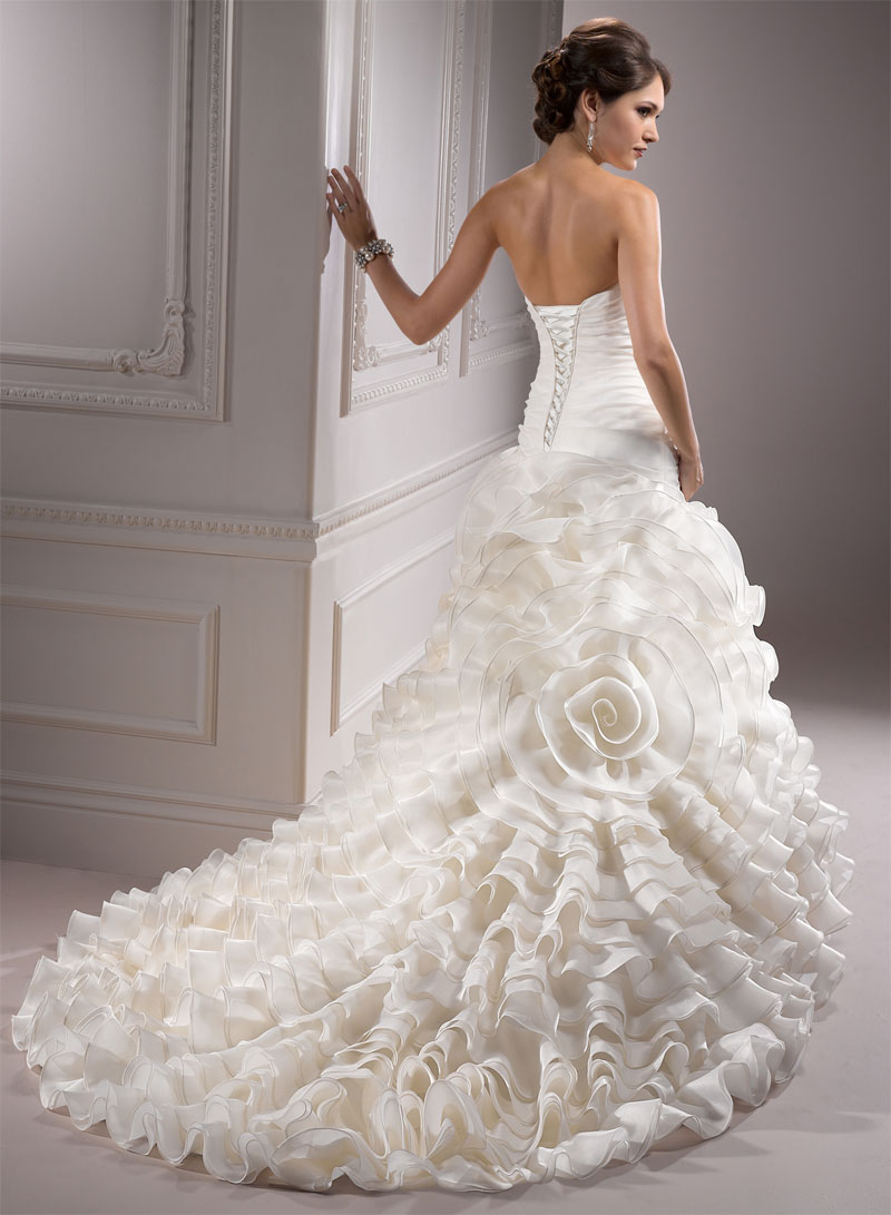 Traditional Bridal Gowns