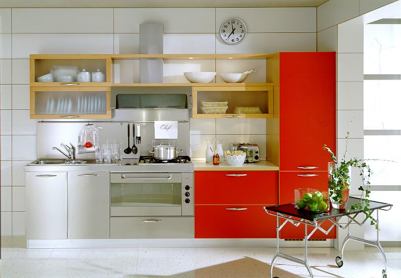modern-small-kitchen-as-kitchen-remodel-idea-with-amazing-Appearance