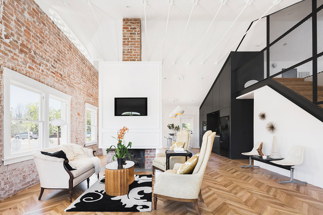 white-contemporary-living-room