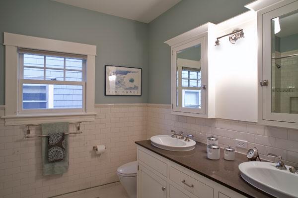 Baths Craftsman Design