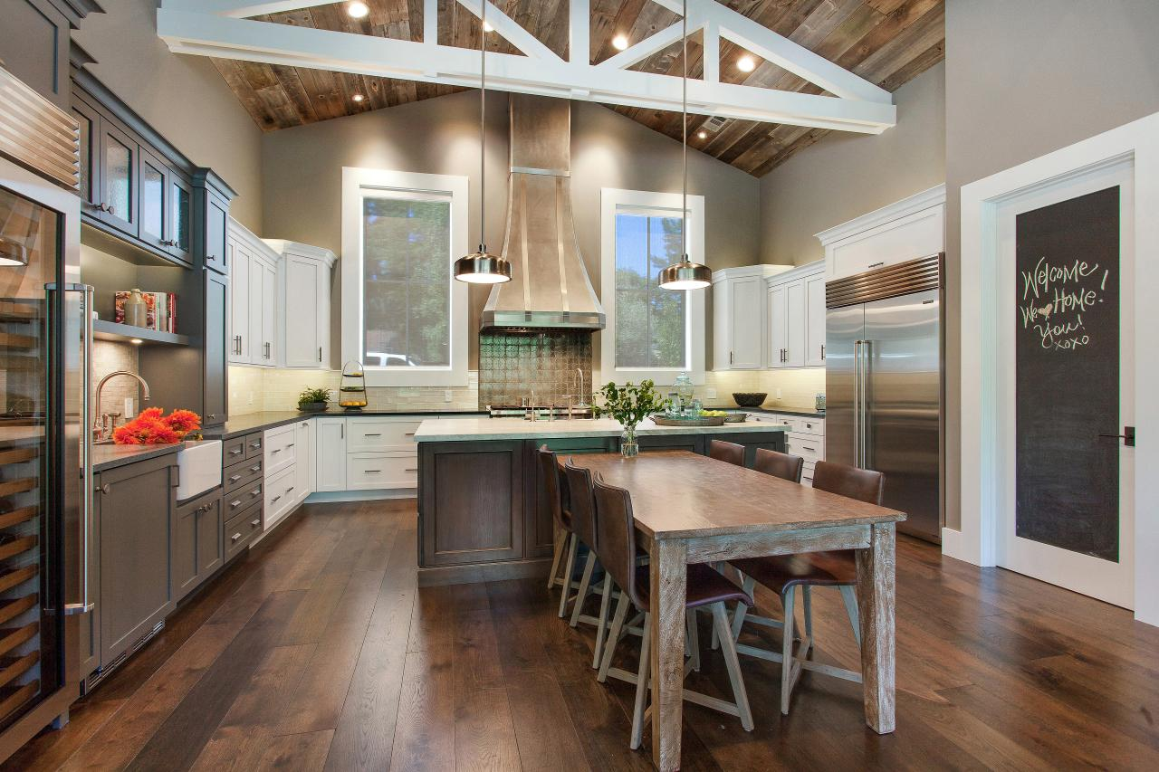 Contemporary Farmhouse Kitchen