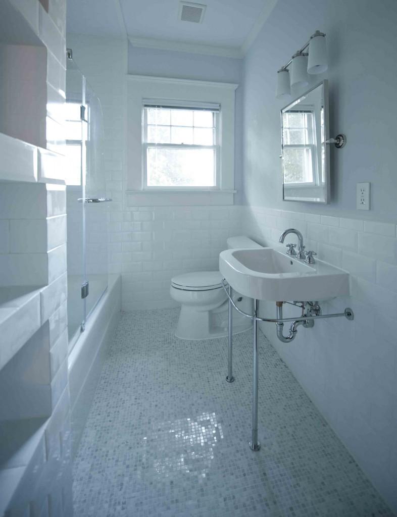 Craftsman Bathroom Renovation ideas