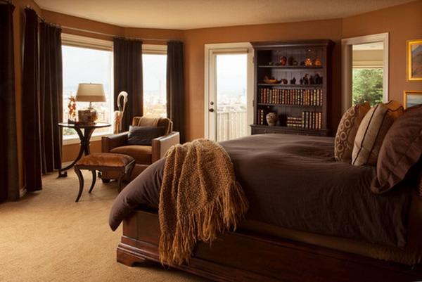 Master-Bedroom-Design-with-Queen-Size-Bed