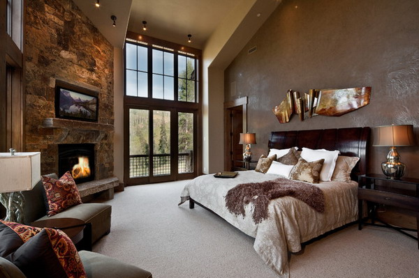 Master-Bedroom-Ideas-with-Wall-Feature