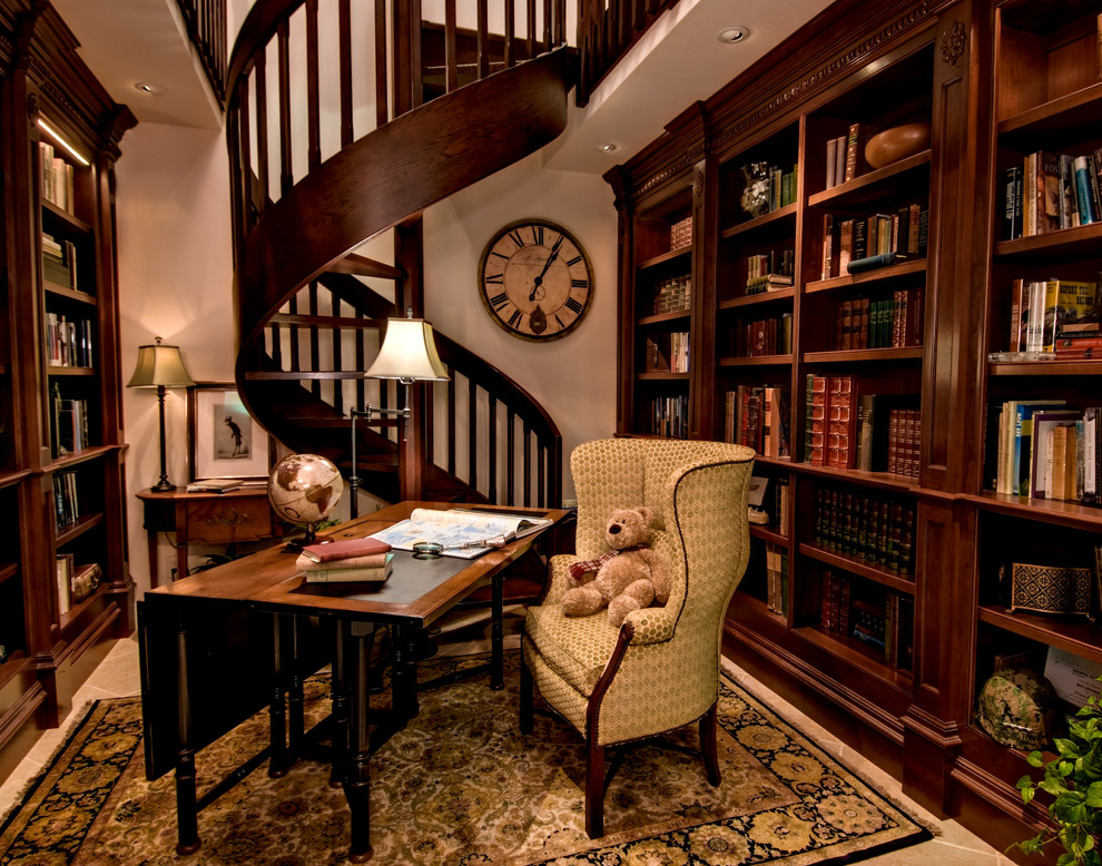 Spectacular-Computer-Armoire-decorating-ideas-for-Home-Office-Traditional-design-ideas-with-Spectacular-Architects-and-Designers