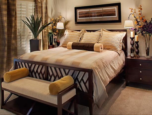 Traditional Bedroom Interior