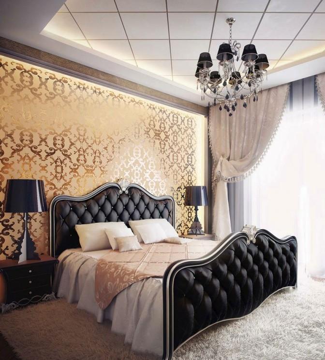 agreeable-elegant-romantic-bedroom-design