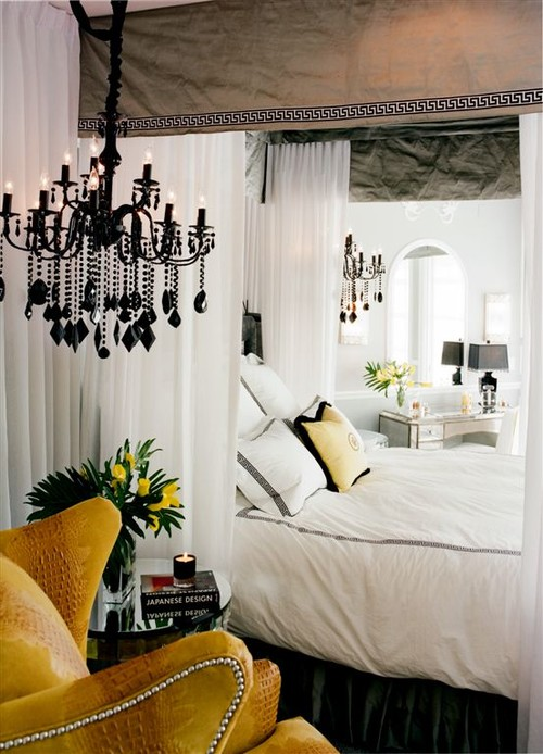 eclectic-bedroom-white