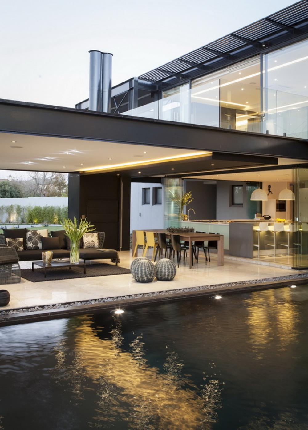 fancy-and-elegant-outdoor-room-home-design-for-living-area-and-dining-area-next-to-the-wide-pool