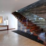 21 Beautiful Modern Glass Staircase Design