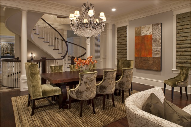 traditional dining room designs16