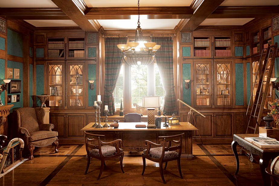 traditional-home-office-design-pictures