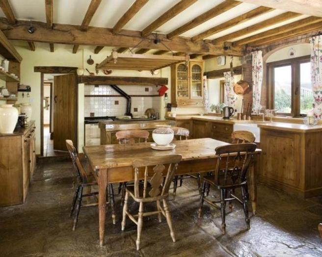 Farmhouse Kitchen Kitchen Design