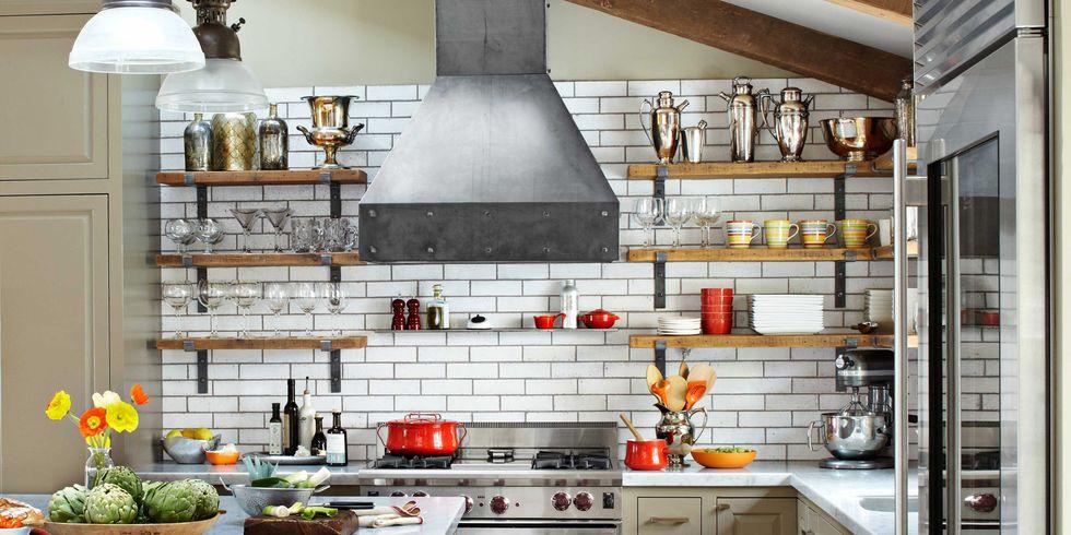 Gallery of Industrial Kitchen