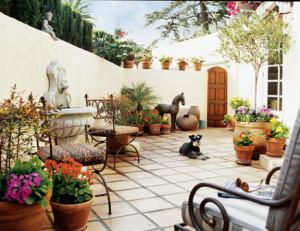 21 Amazing Mediterranean Outdoor Design