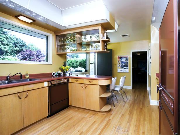 Mid-Century-Modern-Kitchen-Home-Design-Idea-Mid-Century-Kitchen
