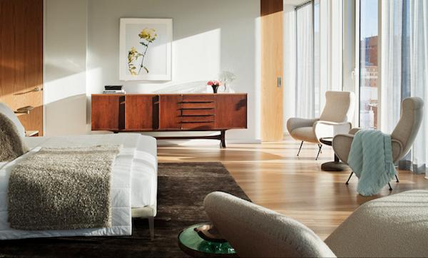 Mid century Bedroom Design6