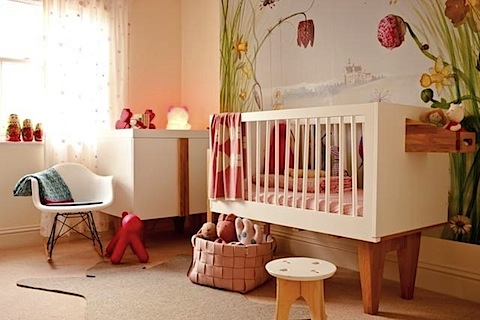 Modern-Baby-Room-Design
