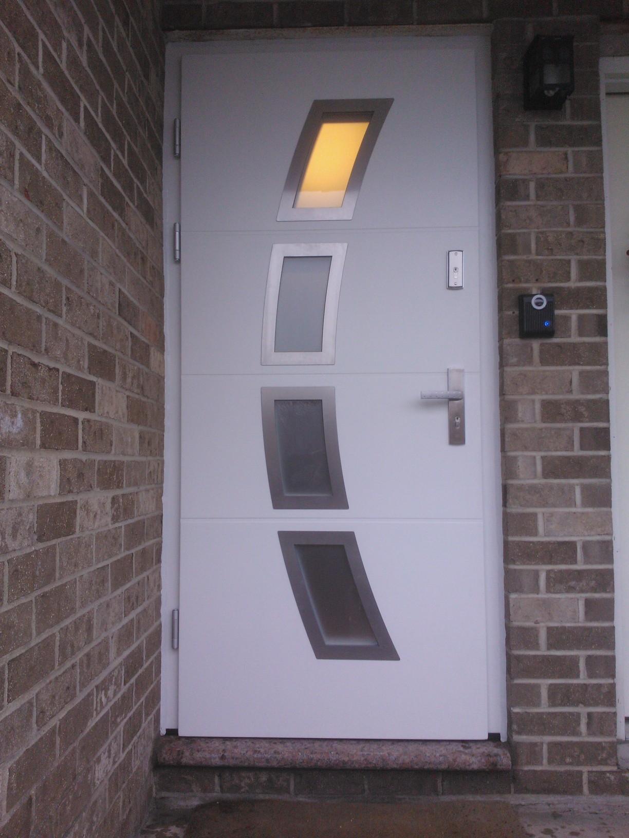 Modern Exterior Doors , Contemporary Front Entry Wood Doors(7)