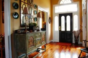 20 Amazing Farmhouse Entry Design Ideas