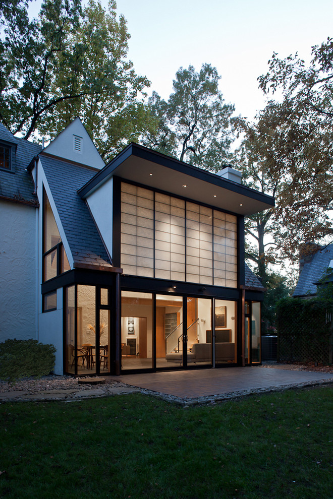 Transitional Outdoor__ Design