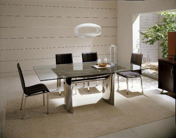 decorations-glass-top-dining-table-
