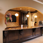 15 Outstanding Mediterranean Basement Design Ideas