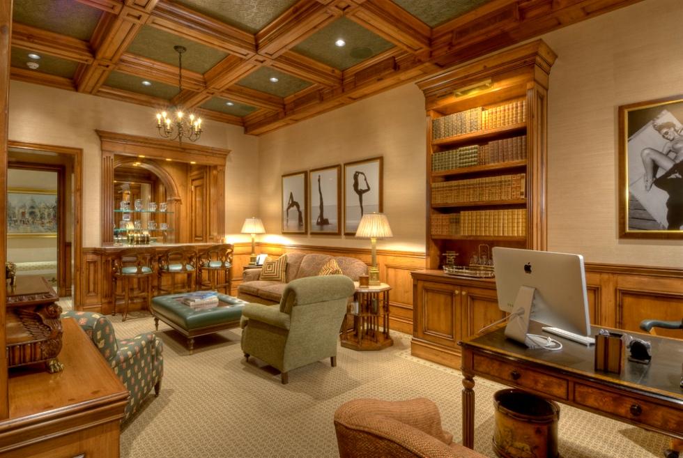 mediterranean-home-office design ideasss
