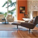 20 Stunning Midcentury Living Room Designs