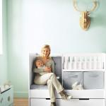 25 Cute and Attractive Baby Nursery Design Ideas