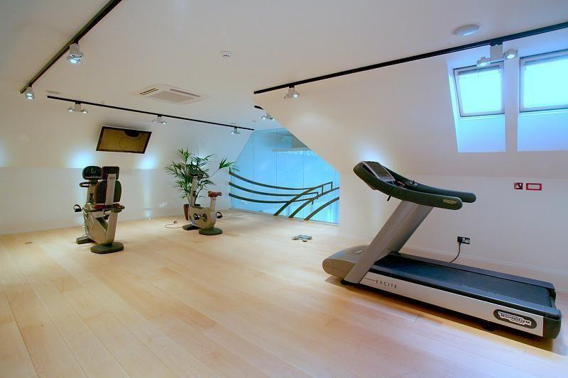 private gym design