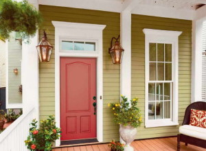 21 Stunning Craftsman Entry Design Ideas