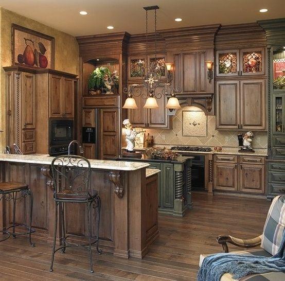 rustic-kitchen-