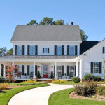 25 Great Farmhouse Exterior Design Ideas