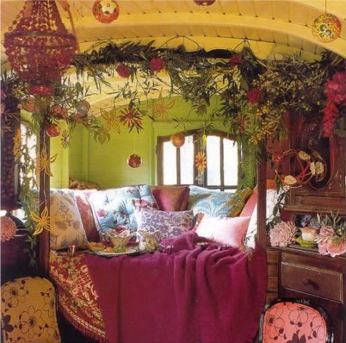 bohemian-bedrooms