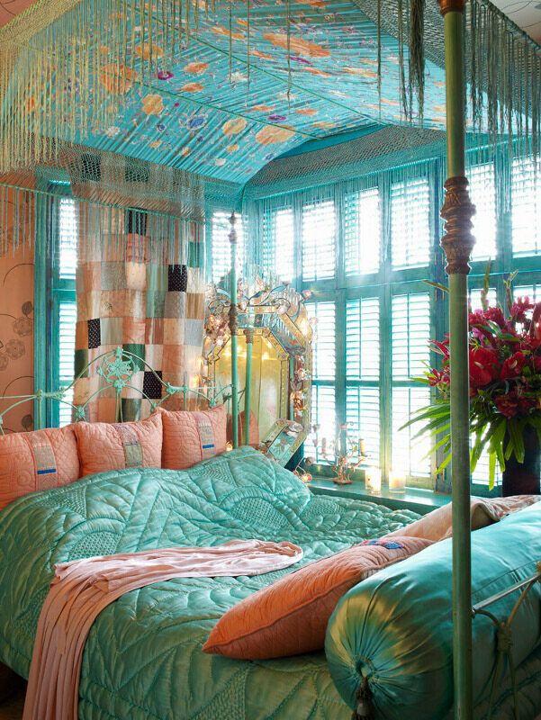 gypsy-bohemian-bedroom
