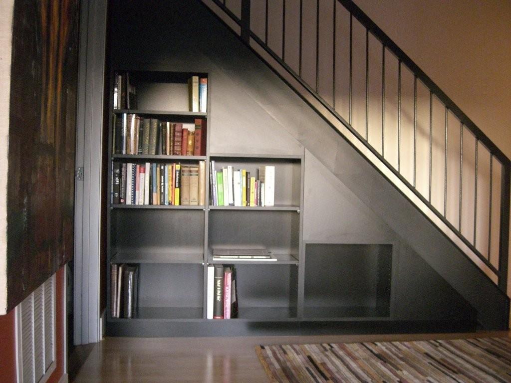 interior-elegant-black-tone-modular-book-case-