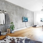 21 Amazing Living Room Designs With Concrete Wall