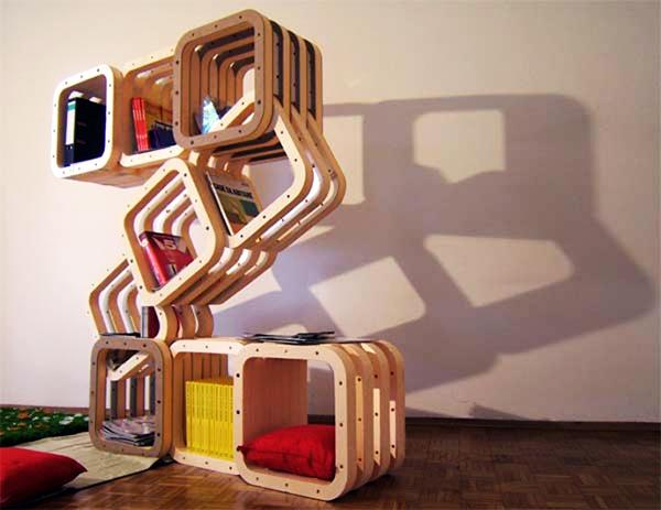 modular-home-library-
