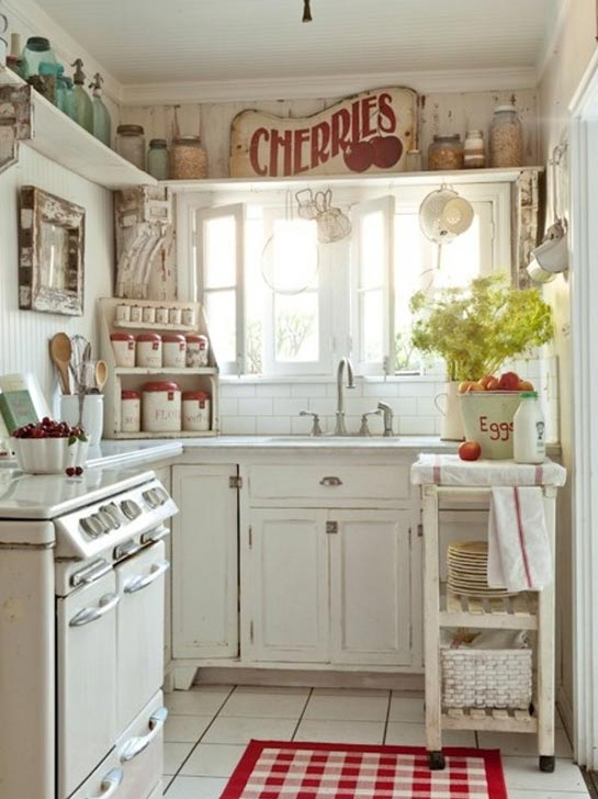 shabby-chic-country-kitchen