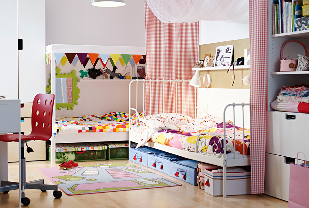 share bedroom ideas for kids