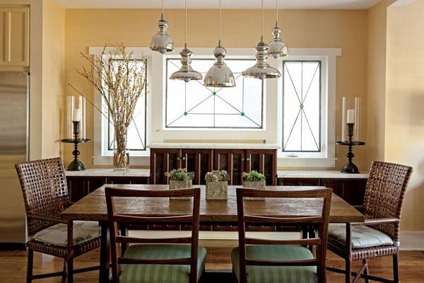 sleek-dining-room-furniture