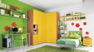 25 Cute Kids Room Design Ideas