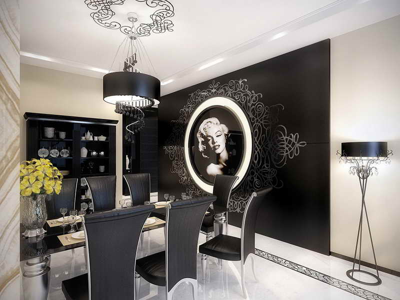 wall-decorating-ideas-for-dining-room